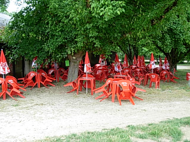 Camping Lot pas cher