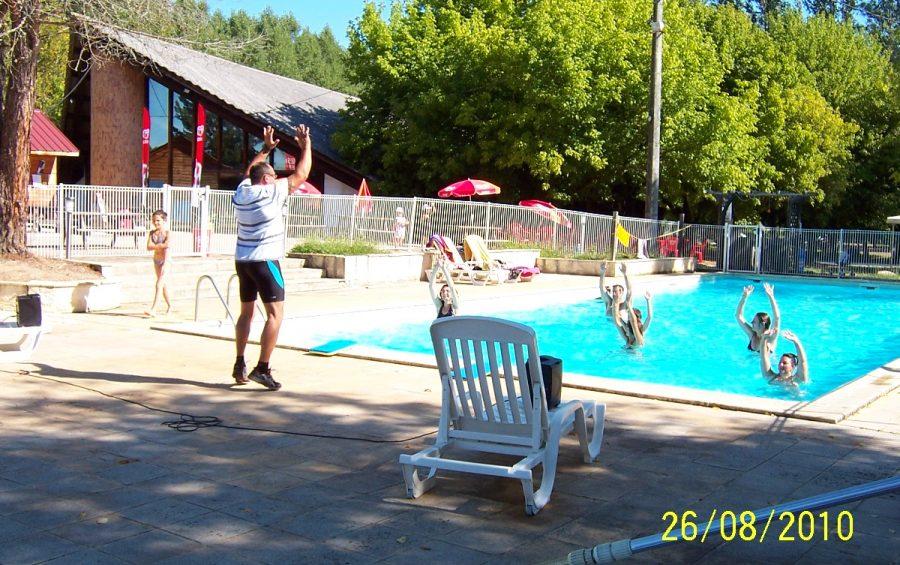 Camping dans le Lot avec piscine