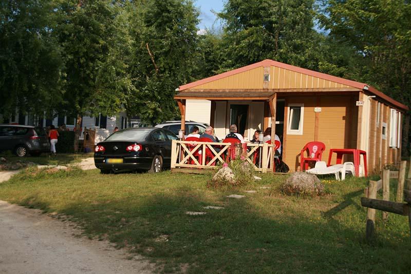 Location chalet Agen