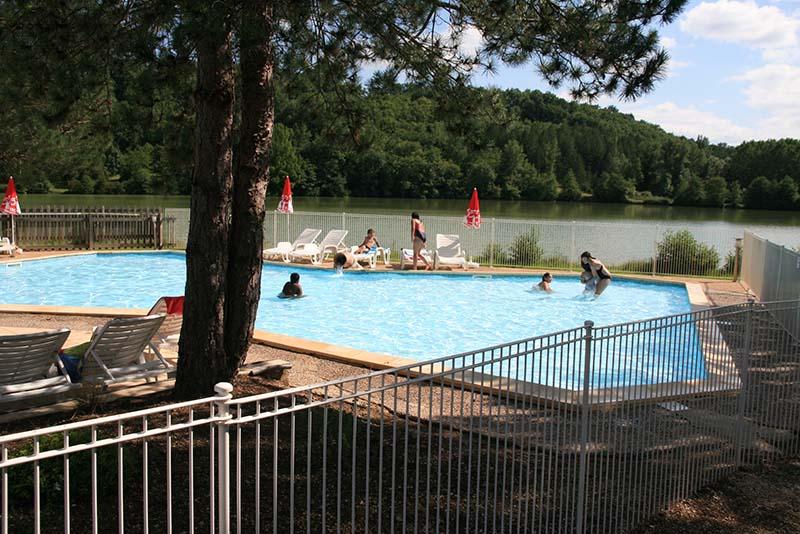 camping 3 étoiles Agen avec piscine