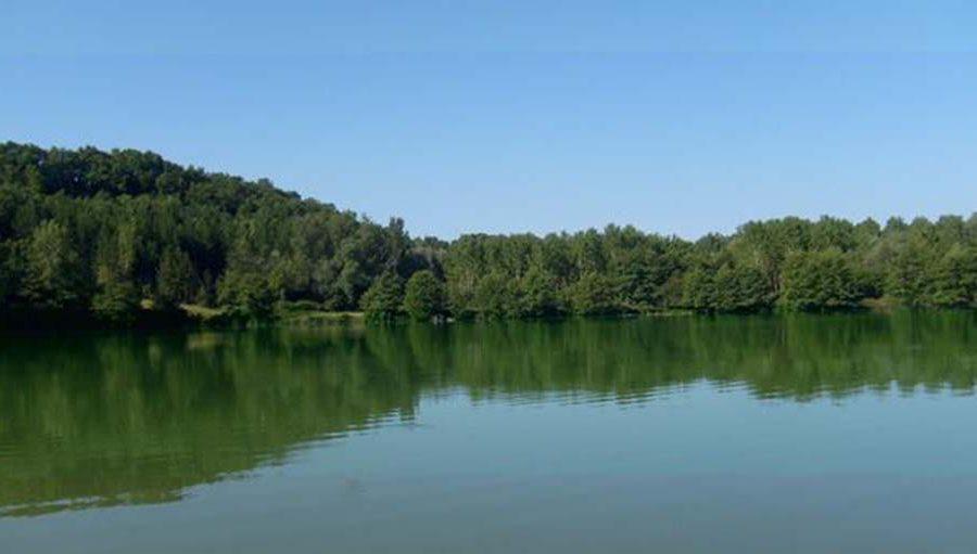 lac camping Neguenou